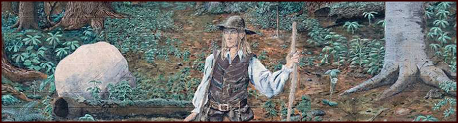 Footer image - Johnny Appleseed