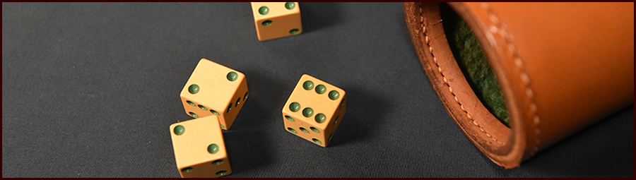 Spots On the Dice header